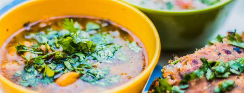 Kochworkshops über Vegetarische Küche & Ayurveda