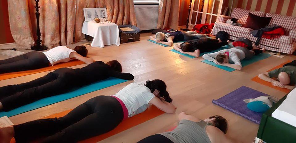 Ruckschau Yoga Retreat Zurs Am Arlberg Yoga Meets You Yoga Urlaub Yoga Kurse Yoga Ferien Hatha Yoga
